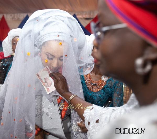 Adunola & Bode's Traditional Yoruba Wedding in Lagos, Nigeria | DuduGuy Photography | BellaNaija 0110