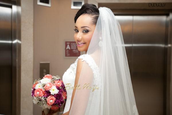 Adunola & Bode's White Wedding in Lagos, Nigeria | DuduGuy Photography | BellaNaija 0010