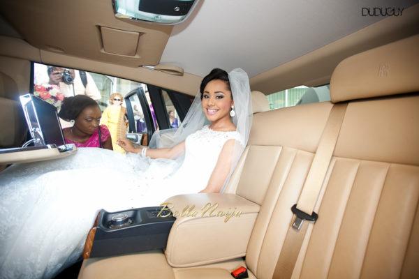 Adunola & Bode's White Wedding in Lagos, Nigeria | DuduGuy Photography | BellaNaija 0013