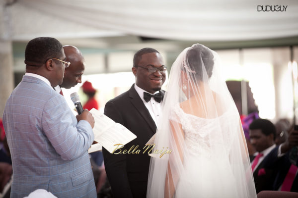 Adunola & Bode's White Wedding in Lagos, Nigeria | DuduGuy Photography | BellaNaija 0016