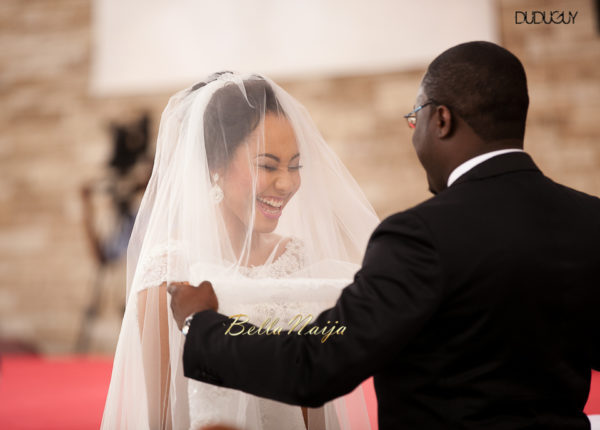 Adunola & Bode's White Wedding in Lagos, Nigeria | DuduGuy Photography | BellaNaija 0017
