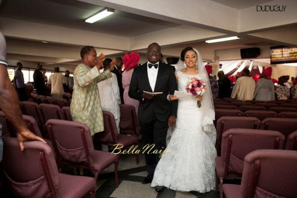 Adunola & Bode's White Wedding in Lagos, Nigeria | DuduGuy Photography | BellaNaija 0019