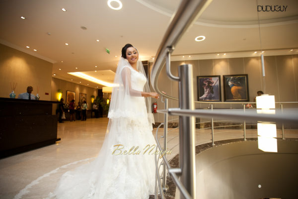 Adunola & Bode's White Wedding in Lagos, Nigeria | DuduGuy Photography | BellaNaija 0022