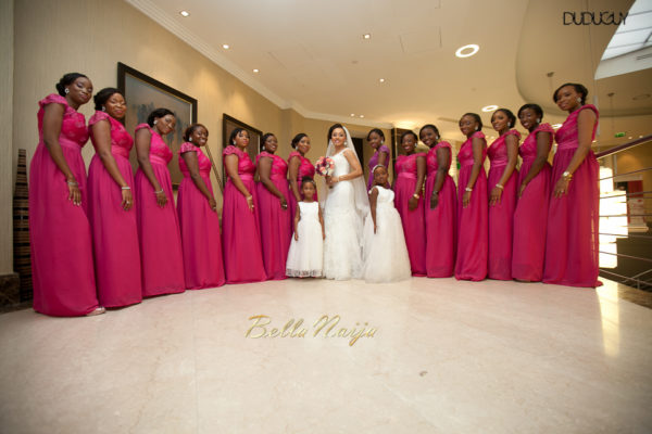 Adunola & Bode's White Wedding in Lagos, Nigeria | DuduGuy Photography | BellaNaija 0023