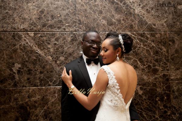 Adunola & Bode's White Wedding in Lagos, Nigeria | DuduGuy Photography | BellaNaija 0025