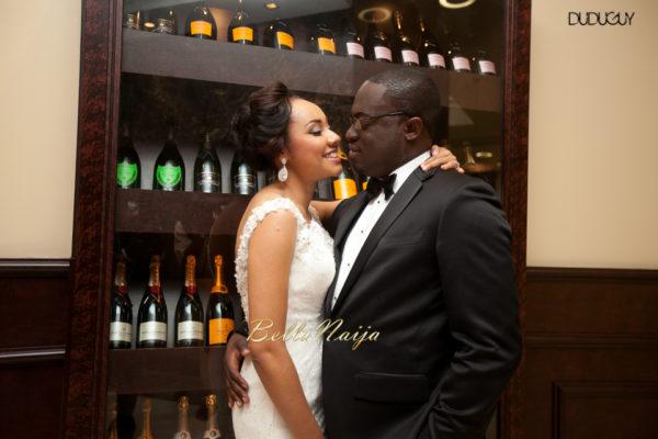 Adunola & Bode's White Wedding in Lagos, Nigeria | DuduGuy Photography | BellaNaija 0026