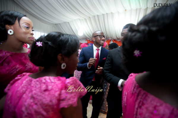 Adunola & Bode's White Wedding in Lagos, Nigeria | DuduGuy Photography | BellaNaija 0030