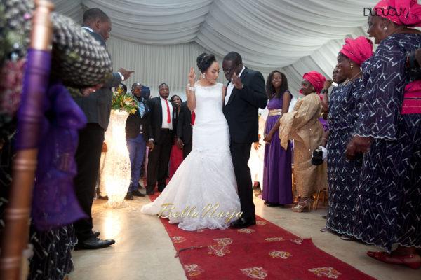 Adunola & Bode's White Wedding in Lagos, Nigeria | DuduGuy Photography | BellaNaija 0031