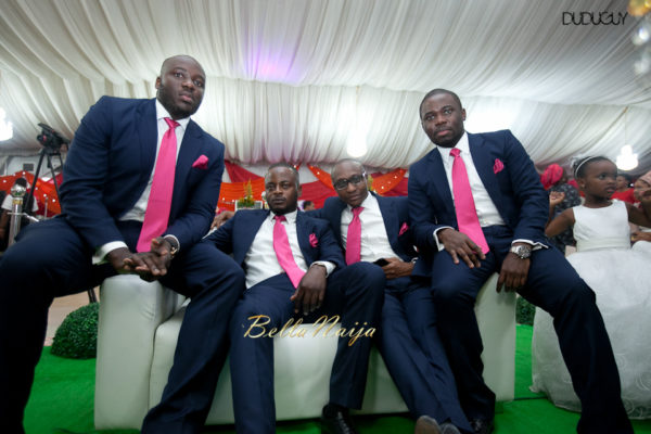 Adunola & Bode's White Wedding in Lagos, Nigeria | DuduGuy Photography | BellaNaija 0035