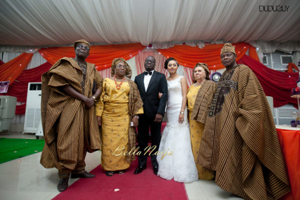 Adunola & Bode's White Wedding in Lagos, Nigeria | DuduGuy Photography | BellaNaija 0040