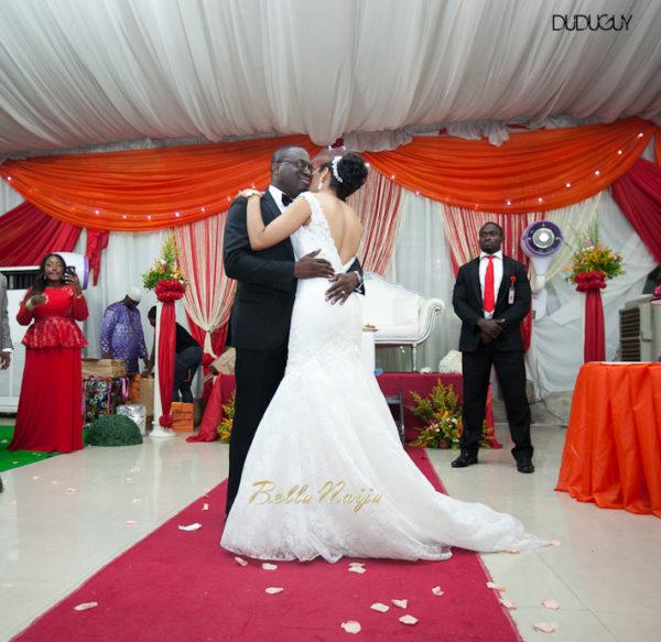Adunola & Bode's White Wedding in Lagos, Nigeria | DuduGuy Photography | BellaNaija 0042
