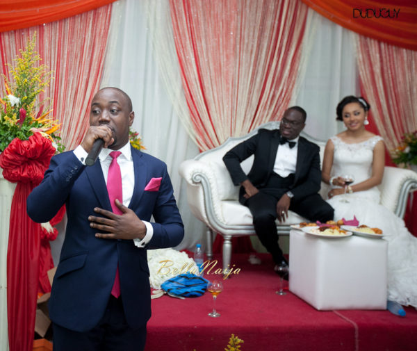 Adunola & Bode's White Wedding in Lagos, Nigeria | DuduGuy Photography | BellaNaija 0044
