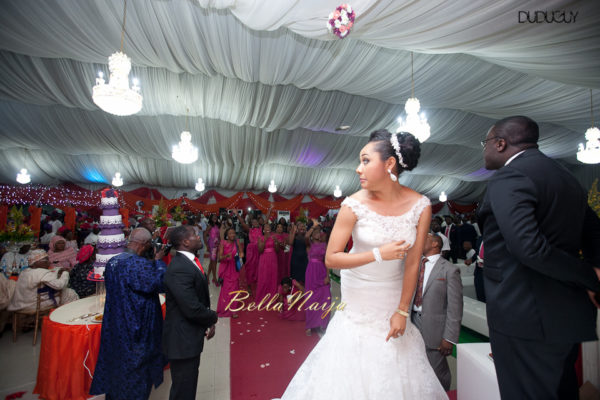 Adunola & Bode's White Wedding in Lagos, Nigeria | DuduGuy Photography | BellaNaija 0046