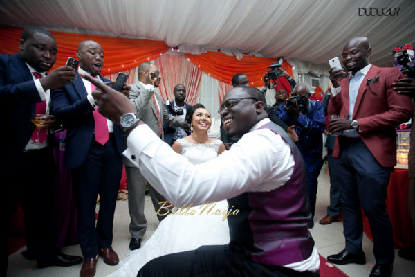Adunola & Bode's White Wedding in Lagos, Nigeria | DuduGuy Photography | BellaNaija 0047