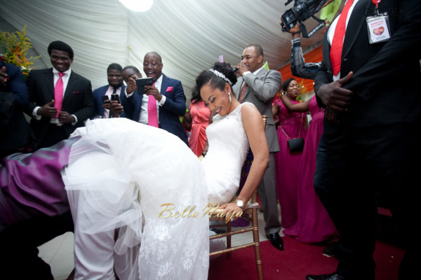 Adunola & Bode's White Wedding in Lagos, Nigeria | DuduGuy Photography | BellaNaija 0048