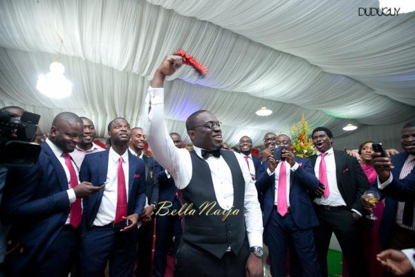 Adunola & Bode's White Wedding in Lagos, Nigeria | DuduGuy Photography | BellaNaija 0049