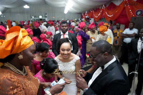 Adunola & Bode's White Wedding in Lagos, Nigeria | DuduGuy Photography | BellaNaija 0052