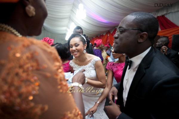 Adunola & Bode's White Wedding in Lagos, Nigeria | DuduGuy Photography | BellaNaija 0053
