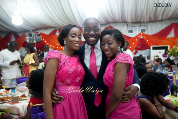 Adunola & Bode's White Wedding in Lagos, Nigeria | DuduGuy Photography | BellaNaija 0054
