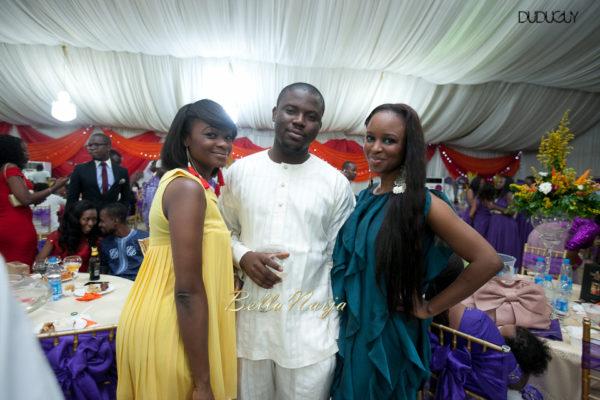 Adunola & Bode's White Wedding in Lagos, Nigeria | DuduGuy Photography | BellaNaija 0055
