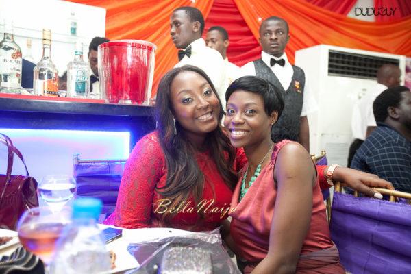 Adunola & Bode's White Wedding in Lagos, Nigeria | DuduGuy Photography | BellaNaija 0056