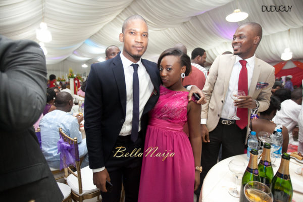 Adunola & Bode's White Wedding in Lagos, Nigeria | DuduGuy Photography | BellaNaija 0057