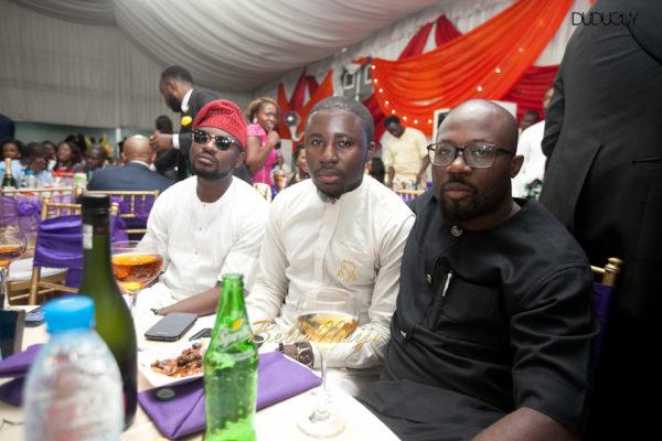 Adunola & Bode's White Wedding in Lagos, Nigeria | DuduGuy Photography | BellaNaija 0058