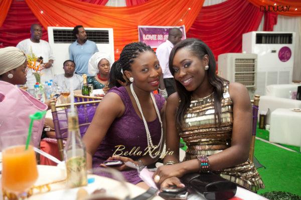 Adunola & Bode's White Wedding in Lagos, Nigeria | DuduGuy Photography | BellaNaija 0059