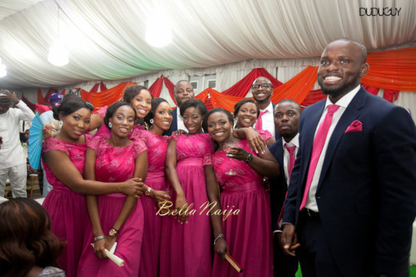 Adunola & Bode's White Wedding in Lagos, Nigeria | DuduGuy Photography | BellaNaija 0061