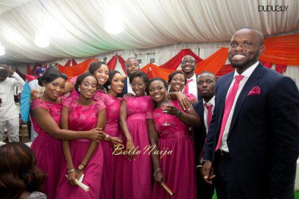 Adunola & Bode's White Wedding in Lagos, Nigeria | DuduGuy Photography | BellaNaija 0061