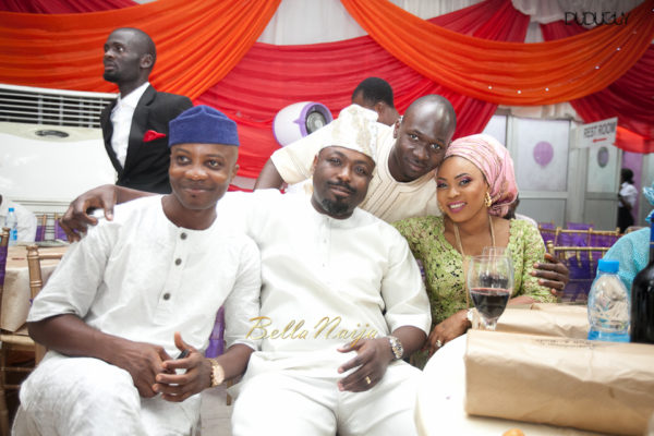 Adunola & Bode's White Wedding in Lagos, Nigeria | DuduGuy Photography | BellaNaija 0064