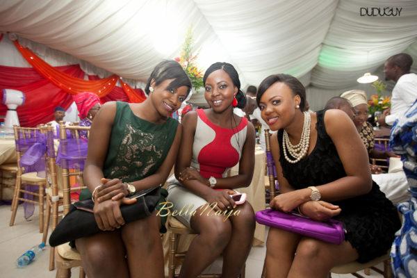 Adunola & Bode's White Wedding in Lagos, Nigeria | DuduGuy Photography | BellaNaija 0066