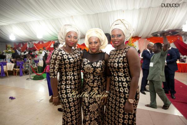 Adunola & Bode's White Wedding in Lagos, Nigeria | DuduGuy Photography | BellaNaija 0067