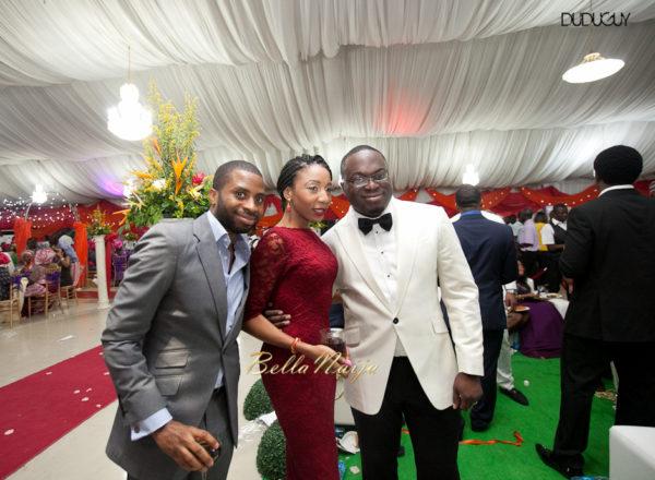 Adunola & Bode's White Wedding in Lagos, Nigeria | DuduGuy Photography | BellaNaija 0068