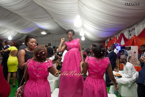 Adunola & Bode's White Wedding in Lagos, Nigeria | DuduGuy Photography | BellaNaija 0070