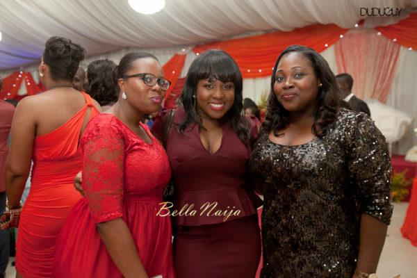 Adunola & Bode's White Wedding in Lagos, Nigeria | DuduGuy Photography | BellaNaija 0073