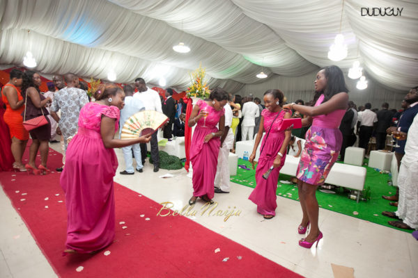 Adunola & Bode's White Wedding in Lagos, Nigeria | DuduGuy Photography | BellaNaija 0074