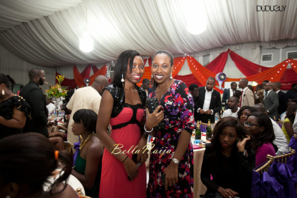 Adunola & Bode's White Wedding in Lagos, Nigeria | DuduGuy Photography | BellaNaija 0075