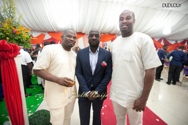 Adunola & Bode's White Wedding in Lagos, Nigeria | DuduGuy Photography | BellaNaija 0076