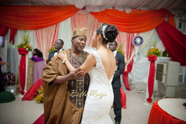 Adunola & Bode's White Wedding in Lagos, Nigeria | DuduGuy Photography | BellaNaija 0079