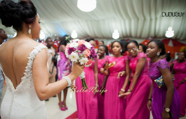 Adunola & Bode's White Wedding in Lagos, Nigeria | DuduGuy Photography | BellaNaija 0083