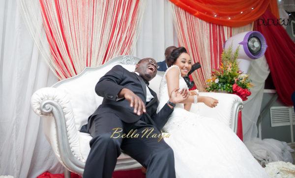 Adunola & Bode's White Wedding in Lagos, Nigeria | DuduGuy Photography | BellaNaija 0085