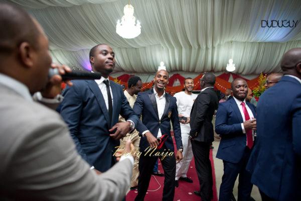 Adunola & Bode's White Wedding in Lagos, Nigeria | DuduGuy Photography | BellaNaija 0087