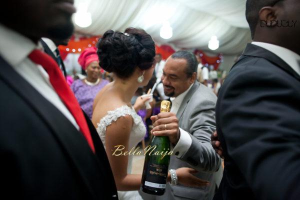 Adunola & Bode's White Wedding in Lagos, Nigeria | DuduGuy Photography | BellaNaija 0094