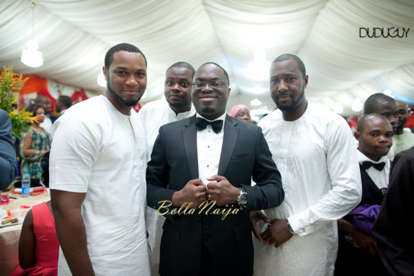 Adunola & Bode's White Wedding in Lagos, Nigeria | DuduGuy Photography | BellaNaija 0095