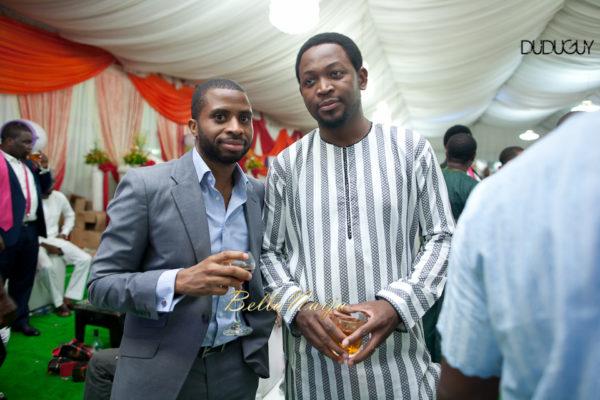 Adunola & Bode's White Wedding in Lagos, Nigeria | DuduGuy Photography | BellaNaija 0098