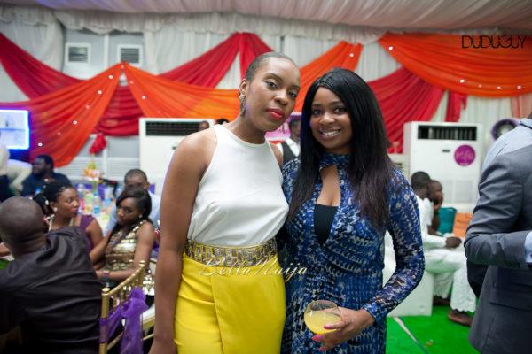 Adunola & Bode's White Wedding in Lagos, Nigeria | DuduGuy Photography | BellaNaija 0099