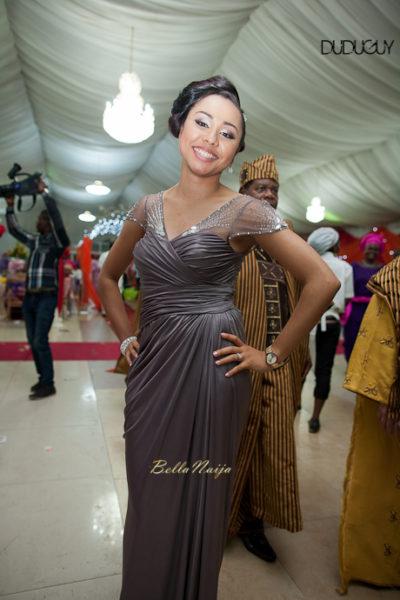 Adunola & Bode's White Wedding in Lagos, Nigeria | DuduGuy Photography | BellaNaija 0102