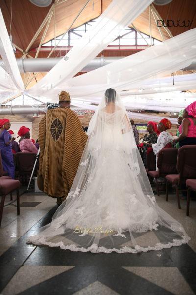 Adunola & Bode's White Wedding in Lagos, Nigeria | DuduGuy Photography | BellaNaija 0109
