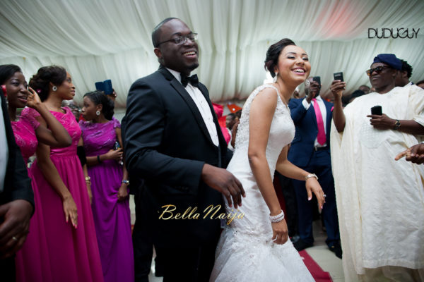 Adunola & Bode's White Wedding in Lagos, Nigeria | DuduGuy Photography | BellaNaija 0114